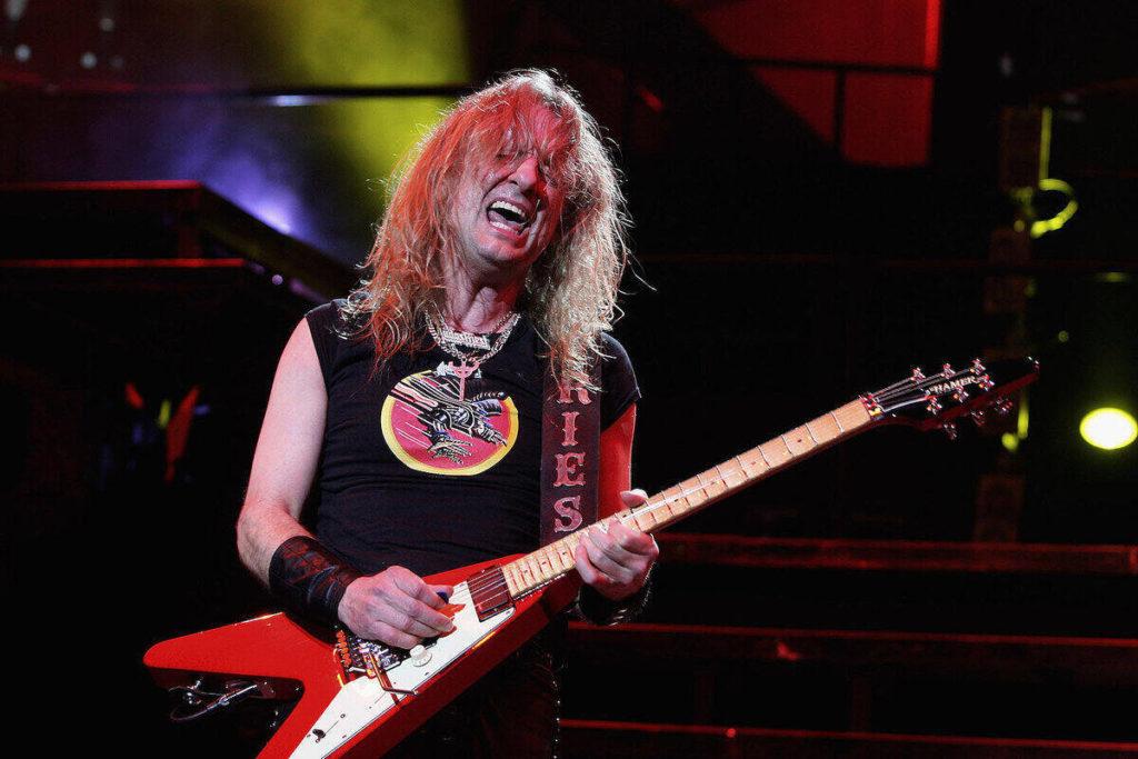 K.K. Downing Iron Maiden