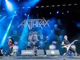 Anthrax 40th