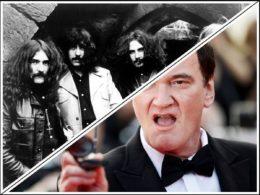 Interesting Relation Between Black Sabbath and Quentin Tarantino