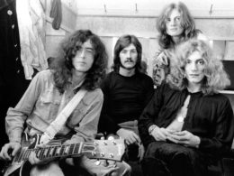 Whole Lotta Love By Led Zeppelin Named Greatest Riff Of All Time