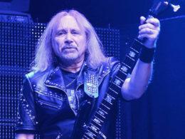 Judas Priest Bassist