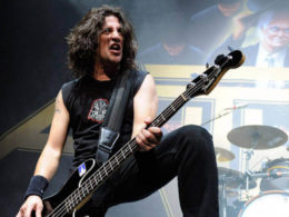 Anthrax Bassist