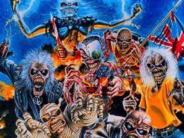 Iron Maiden Lyrics