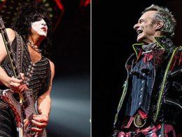 "KISS bassist Gene Simmons praises David Lee Roth: ""He was the ultimate frontman"""